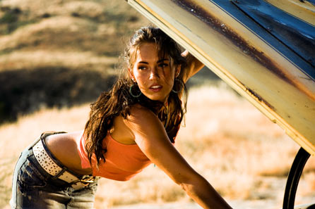 Megan Fox @ Transformers